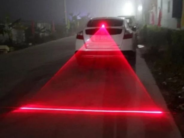 Светодиодный анти- столкновений лазерный хвост тормозной