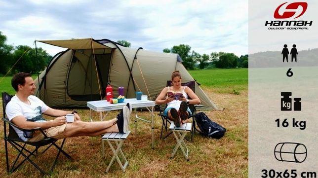 Палатка Hannah Spirit 6 Оливковая 10.999 грн