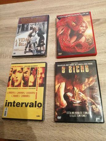 4 filmes 4€ todos