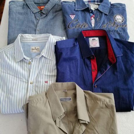 Koszule męskie XL