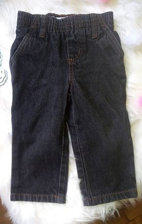 Spodnie chłopięce rozmiar 86
