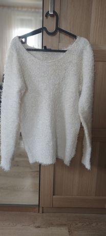 Sweterek damski biały
