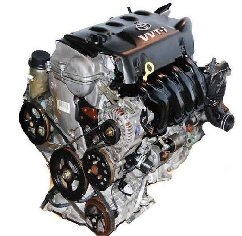 Motor completo Toyota Yaris T-Sport 1NZ-FE