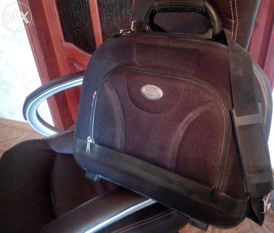 портфель-сумка для ноутбука и документов