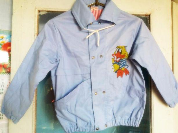 Куртка новая, осенняя на мальчика от 4-х до 6 лет, импорт - Румыния