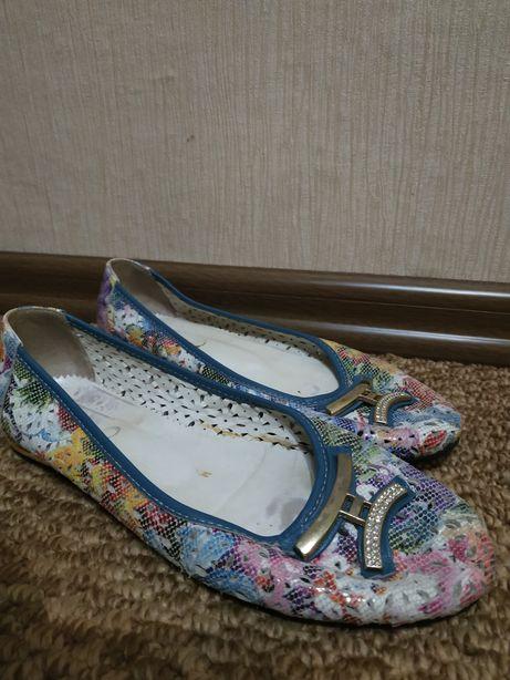Туфлі туфли балетки жіночі женские