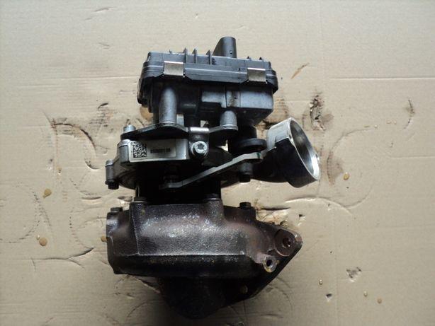 Turbosprężarka Bi Turbo F30 ,X4 F10 typ silnika N57D30B 3.0 Diesel