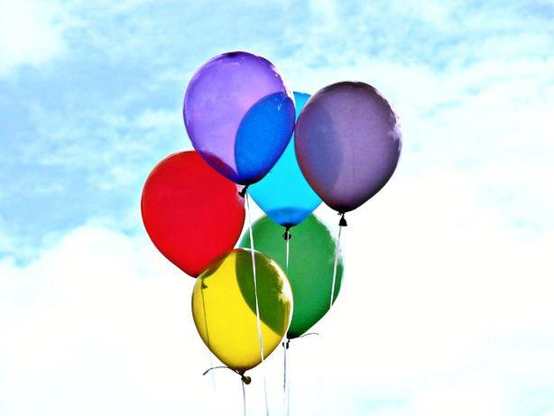 Balony z helem, balon, wesele, urodziny, poczta balonowa, napełnianie