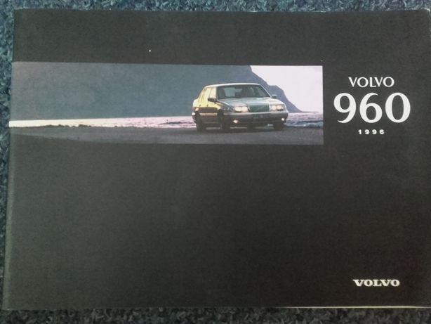 VOLVO 960 instrukcja obsługi