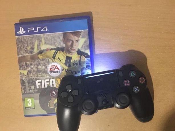 Pad Kontroler do konsoli PS4 + GRA FIFA! OKAZJA STARGARD!
