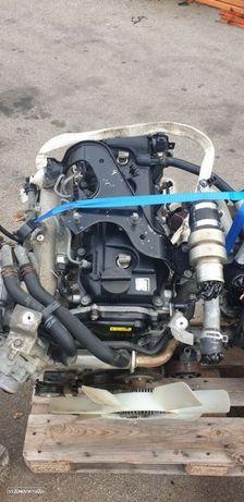 Motor completo Nissan navara d40 2009 YD25DDTI