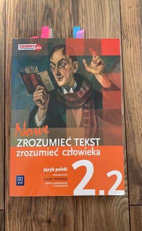 Podręcznik j.polski 2.2