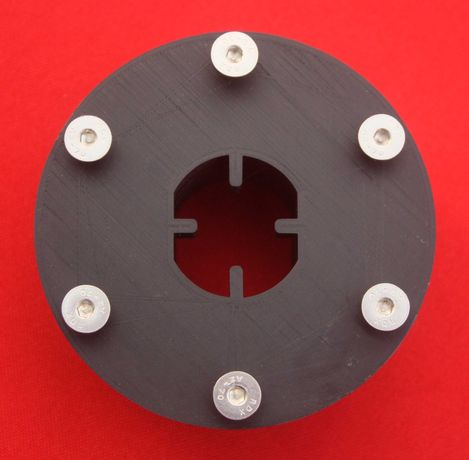 Adaptador Thrustmaster TMX/T150 70mm