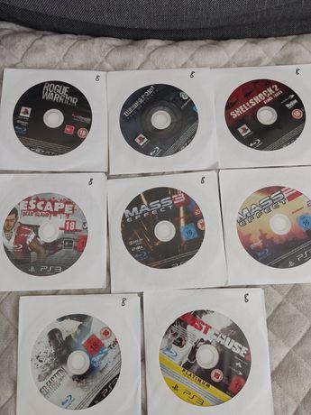 Gry na PS3 wersje angielskie 8zł za sztukę