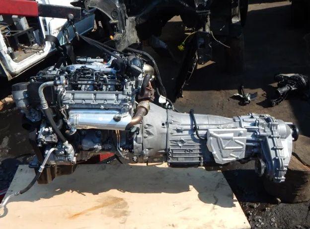 Мотор Коробка АКПП Редуктор Навесное 3.0 Mercedes ML GL 320 350 450
