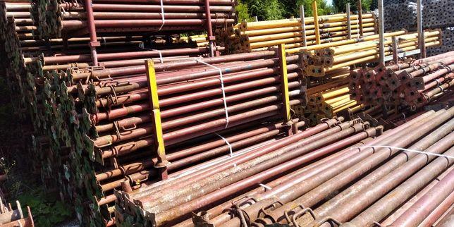 Podpory stropowe lakierowane używana 400 sztyce stemple metalowe