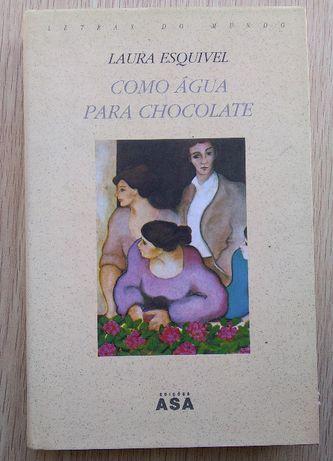 Como Água para Chocolate, Laura Esquivel
