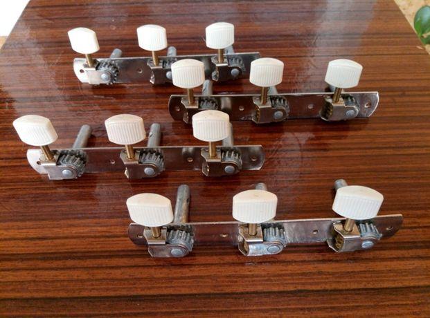 Колки для классической гитары 6-ти и 7-ми струнки. СССР.