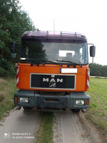 MAN 26.314 F2000, 6x2   2001r. Zarejestrowany jako specjalny