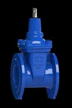 Válvula cunha elastica FLANG MOD 3000 DN125