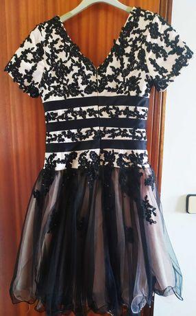 Vestido de cerimónia (S)