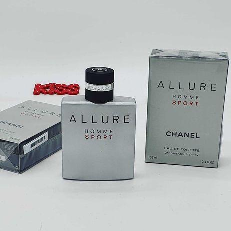 Chanel Allure homme Sport - Туалетная вода Шанель Аллюр спорт 100 ml