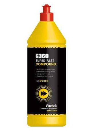 Pasta polerska Farecla G360 super fast coupound 1L SFC101