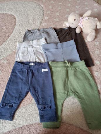 Spodnie r62 newbie h&m