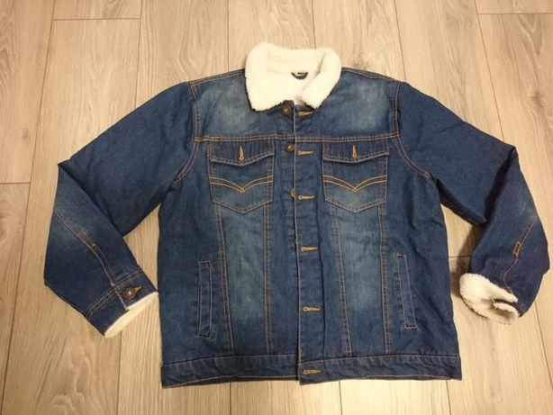 Мужская джинсовая курточка