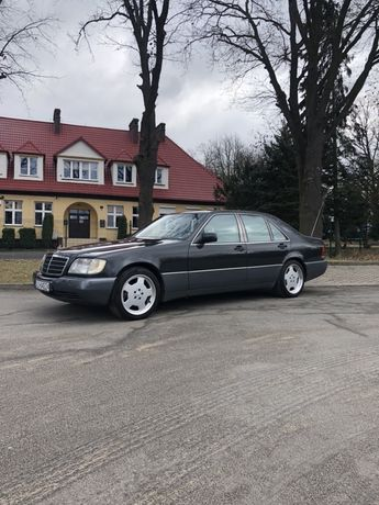 Mercedes S-klasa W140