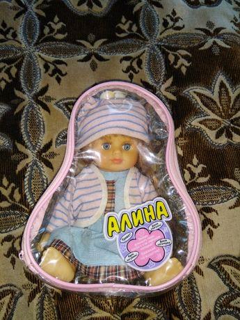 Продам говорящую интерактивную куклу Алину