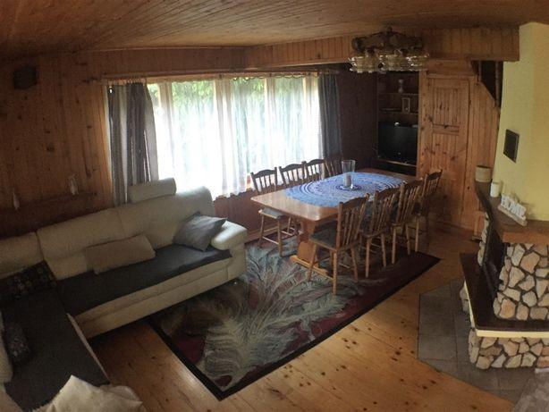 Mazury-dom nad jeziorem- 2 lodki, własny pomost