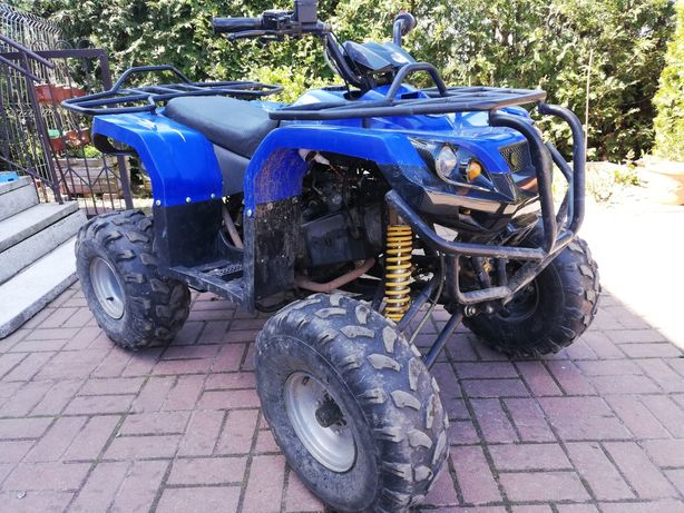Quad 200cc XXL Automat  Lub zamiana traktorek kosiarka