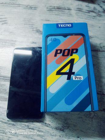 Продам телефон Tecno Pop4Pro