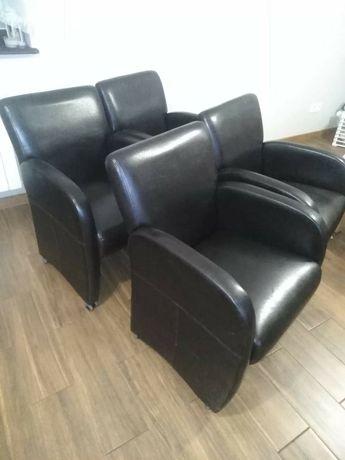 Sprzedam skórzane fotele
