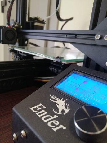 Impressão 3D e a Laser