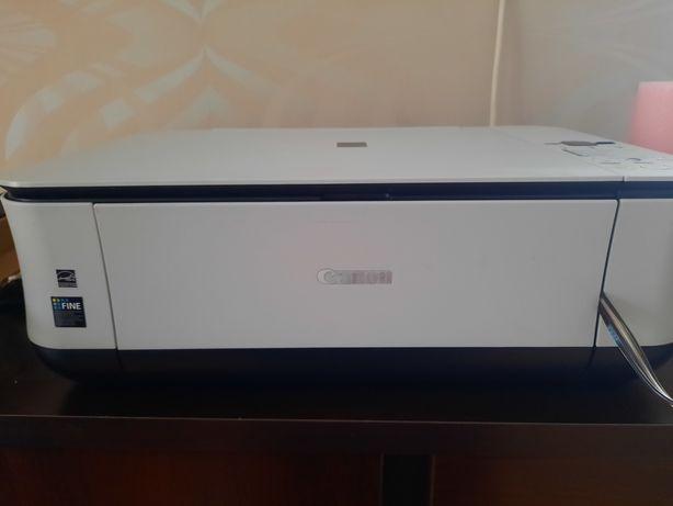 Принтер копир сканер canon mp250 плюс упаковка красок для беспереб.печ