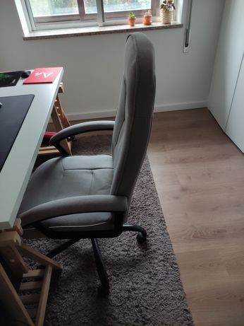 Cadeira Escritório Cinza