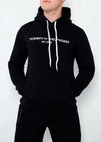 Вип, Спортивный мужской костюм Тоmmу Нilfigеr на флисе. Худи
