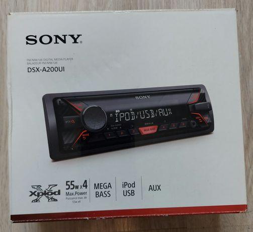 Radio samochodowe Sony DSX-A200UI
