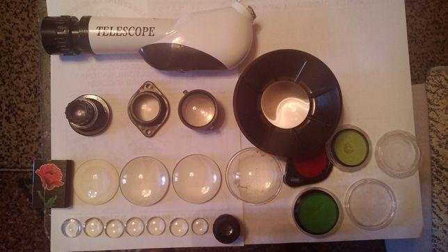 И50-У1, цветофильтр, светофильтр,объектив,линза,стекло увеличительное.