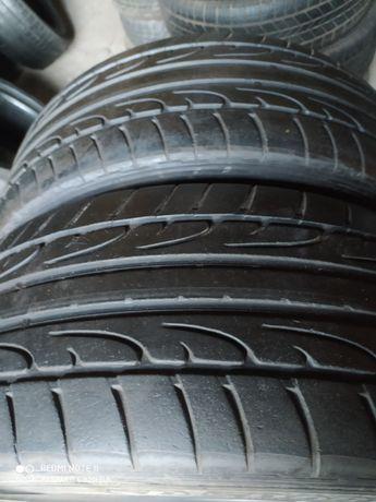 Шины 235/45 R 20 Dunlop. Резина лето пара. Колеса 5мм.