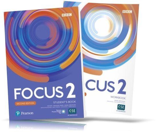 Ответы к FOCUS 2-2and edition, 2 second edition
