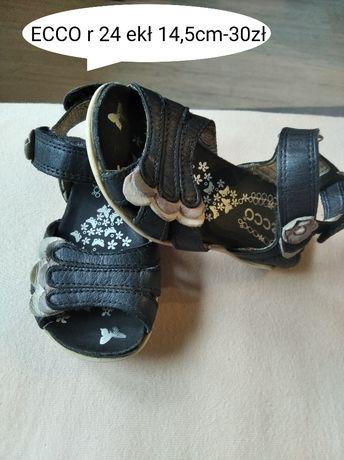 Sandałki r 24 Ecco