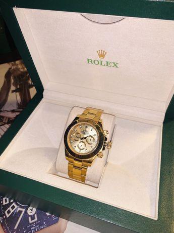 Rolex Daytona 116508 SS 904L & 18K Gold Wrapped Champagne