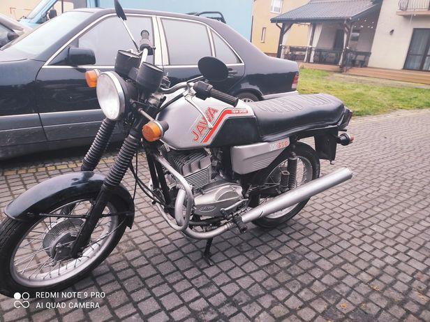 Jawa ts 350 zamiana zamienię na motocykl quad cross prl
