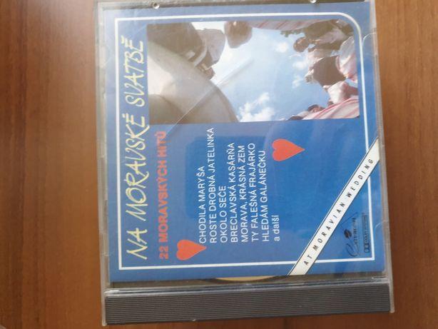 Na Moravske svatbe cd