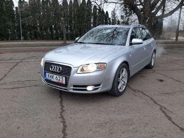 Audi a4 b7 1.8T avant, super stan, alu 17