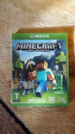 Gra MINECRAFT na Xbox One