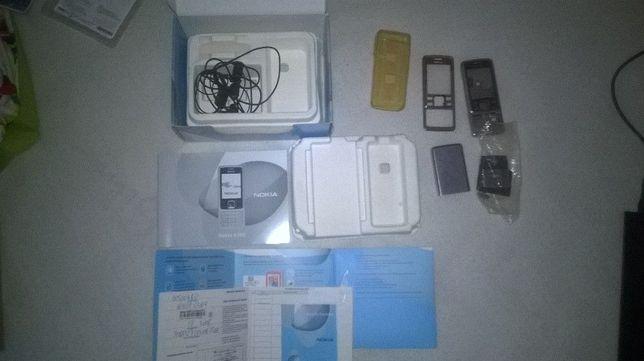 Nokia 6300 i 3110c ładowarki plus dodatki Legalne telefony
